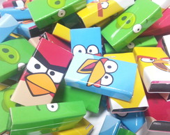 Chiclets Personalizado - Angry Birds