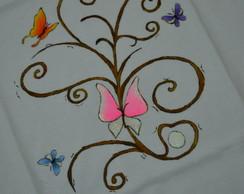 Camiseta Borboletas (tam P)