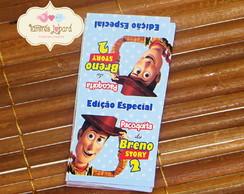 R�tulo Para pa�oquita - Toy Story