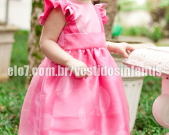 Vestido Backyardigans Uniqua
