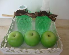 Kit Luxo - Ma�� verde