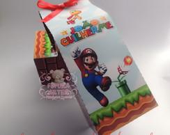 Caixinha De Leite (ou Milk) Super Mario
