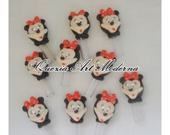 Ponteira Minie e Mickey