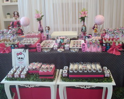 Decora��o tema Monster High