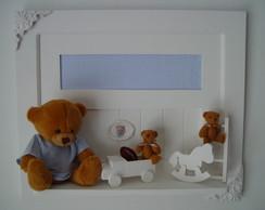 (MO 0209) Quadro maternidade ursos