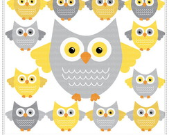 Cute Owls Vol 2 Clipart Digital
