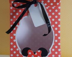 Embalagem Minnie + Tag