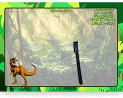 Dinossauros Quadro M�gico