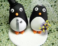 Noivinhos Pinguins - Futebol
