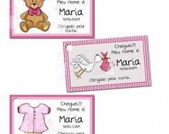 Cart�ozinho nascimento menina