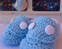 Mocassim Baby Blue