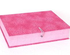 Caixa Organizadora Rosas
