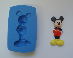 Molde de silicone do Mickey