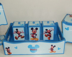 Kit Higienico Bebe Mickey