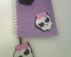 Caderneta da Monster High