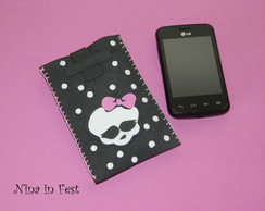 Porta Celular Monster High EVA