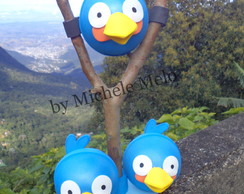 Enfeites Angry birds