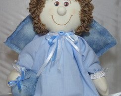 Cupido Azul - 35cm