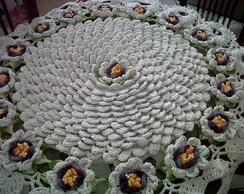 Tapete Flor de Maracuj�