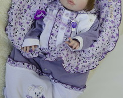 Boneca Reborn Eduarda