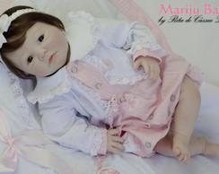 Boneca Reborn Bianca