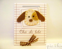 Convite - Ch� de Beb�
