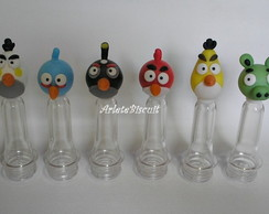 Angry Birds no mini tubete
