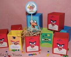 Lembrancinha Anivers�rio Angry Birds