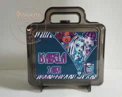 Maleta Acr�lico Monster High 4