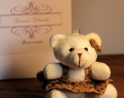 Ursinha e Ursinho Louis Vuitton