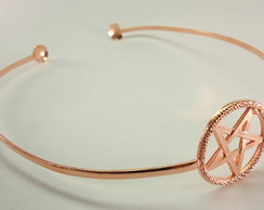 Circlet com pentagrama