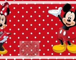Tag - Minnie e Mickey