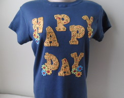 Camiseta -HAPPY DAY