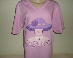 Camiseta - A Dama 2