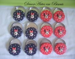 Latinhas Mint To Be minie vermelha