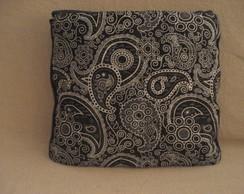 Almofada/manta grafite