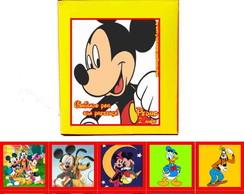 Mickey E Sua Turma Caixa Jogo Da Mem�ria