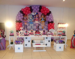 Decora��o Proven�al - Monster High
