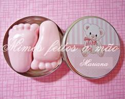 Latinha 5x1 personalizada com sabonete!
