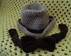 Chap�u e gravata