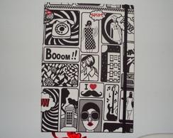 Caderno brochura l