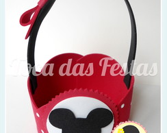 Cestinha Minnie