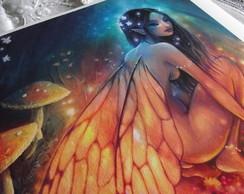 Impress�o Gicl�e Fairydust Nest - A3