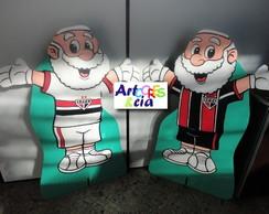 Displays Mascotes do SPFC - Futebol
