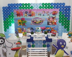 Decora��o Clean Discovery Kids
