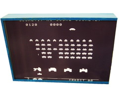 Lumin�ria - Space Invaders