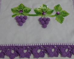 Pano de Prato Uvas