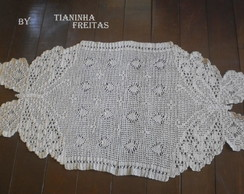TAPETE  BUTTERFLY  CROCHET