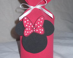 Porta doces Minnie EVA