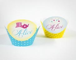 Wrapper Alice no Pa�s das Maravilhas